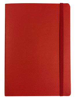 B6 Excecutive Notebooks - Ruled - Red